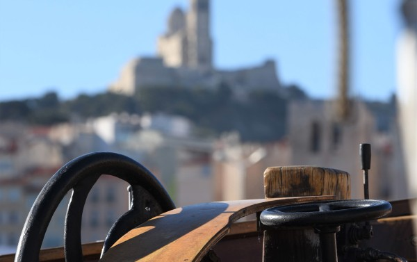 starting from old port Marseille