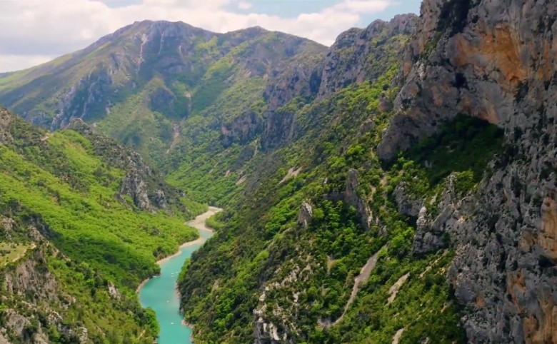 Discovering the Verdon Gorges
