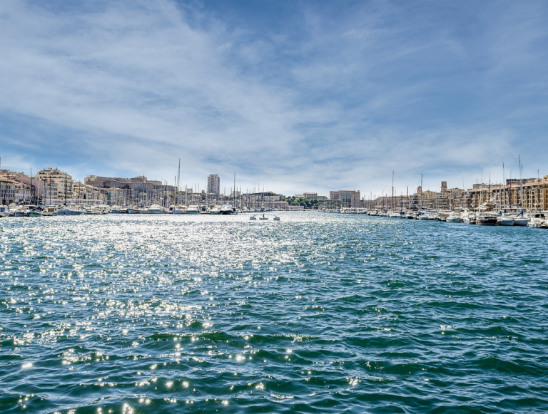 Lonely Planet, your travel guide to visit Marseille